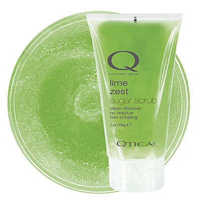 Qtica Smart Spa Lime Zest Sugar Scrub