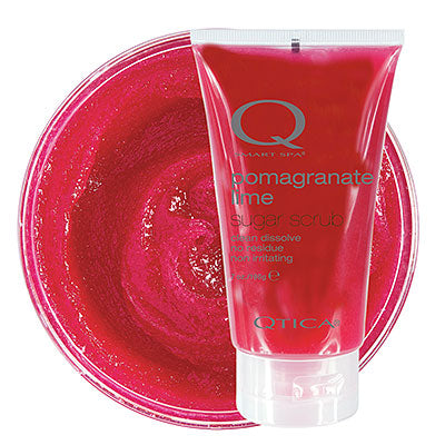 Qtica Smart Spa Pomegranate Lime Sugar Scrub
