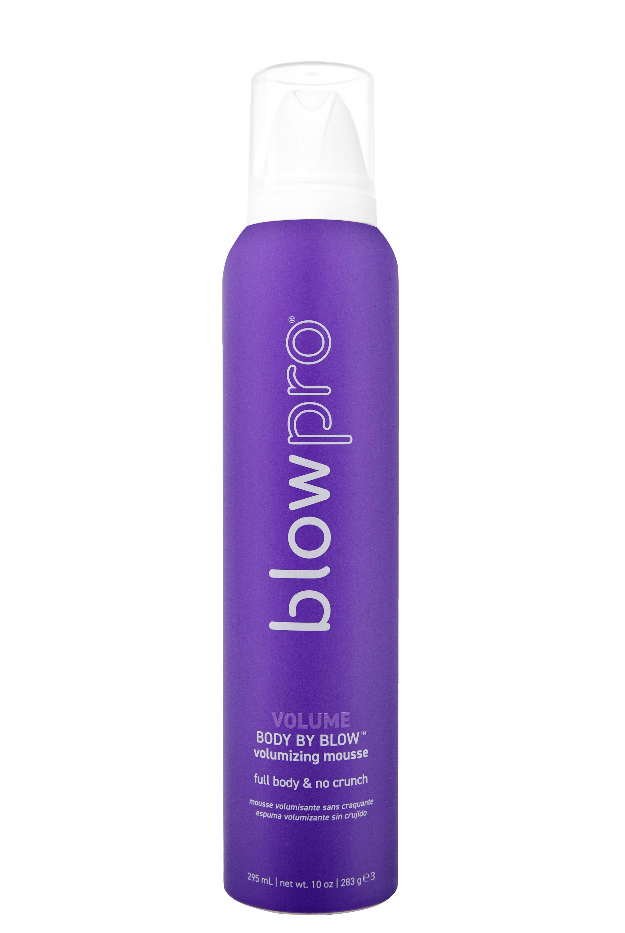 blowpro Body By Blow No Crunch Volumizing Mousse - 10 oz