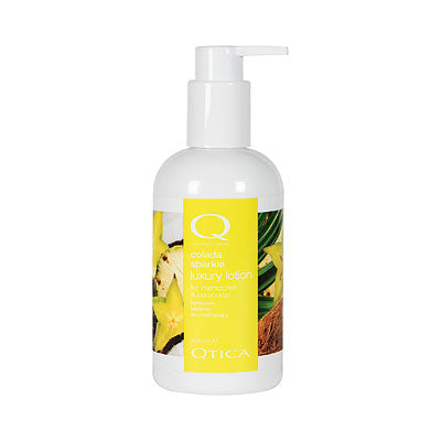 Qtica Smart Spa Colada Sparkle Luxury Lotion