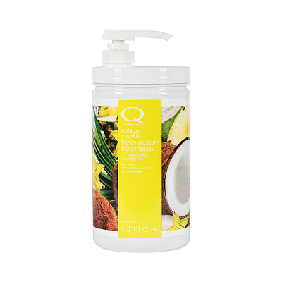 Qtica Smart Spa Colada Sparkle Triple Action Fresh Soak - 32 oz