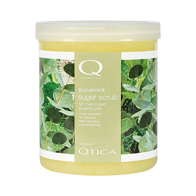 Qtica Smart Spa Eucamint Sugar Scrub