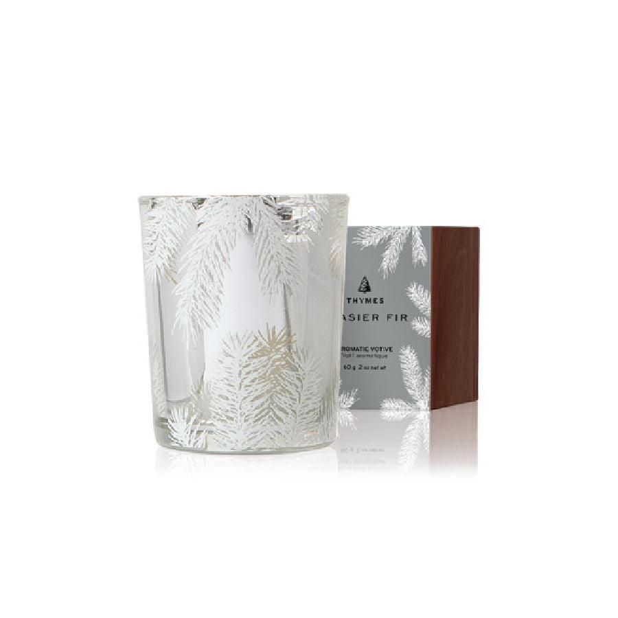 Thymes Frasier Fir Statement Votive