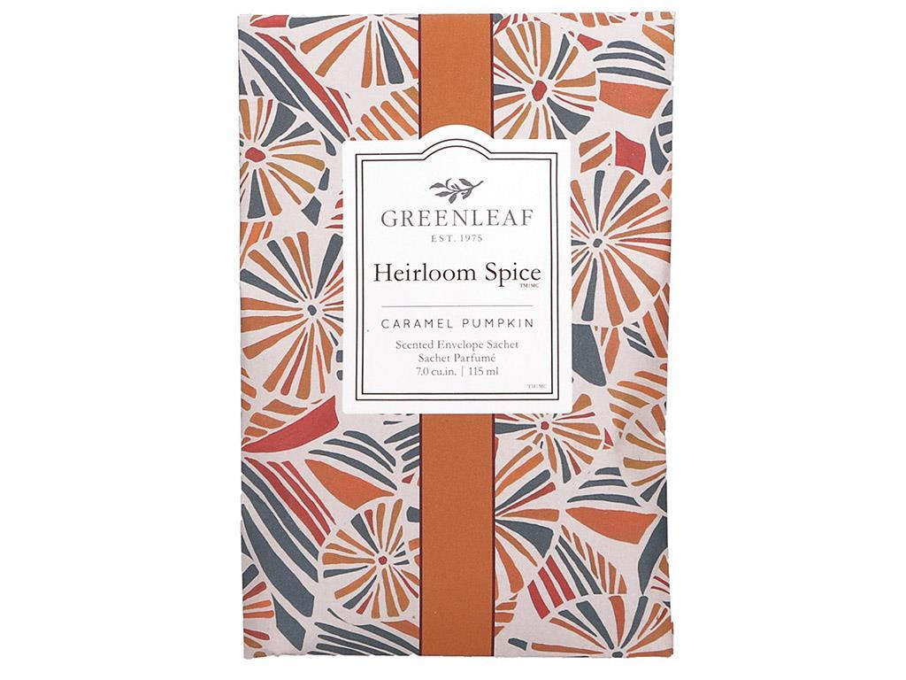 Greenleaf Large Sachet - Heirloom Spice
