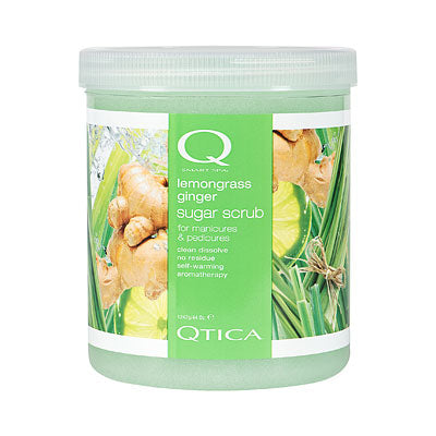 Qtica Smart Spa Lemongrass Ginger Sugar Scrub
