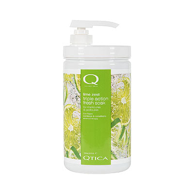 Qtica Smart Spa Lime Zest Triple-Action Fresh Soak - 32 oz