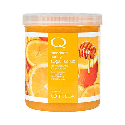 Qtica Smart Spa Mandarin Honey Sugar Scrub