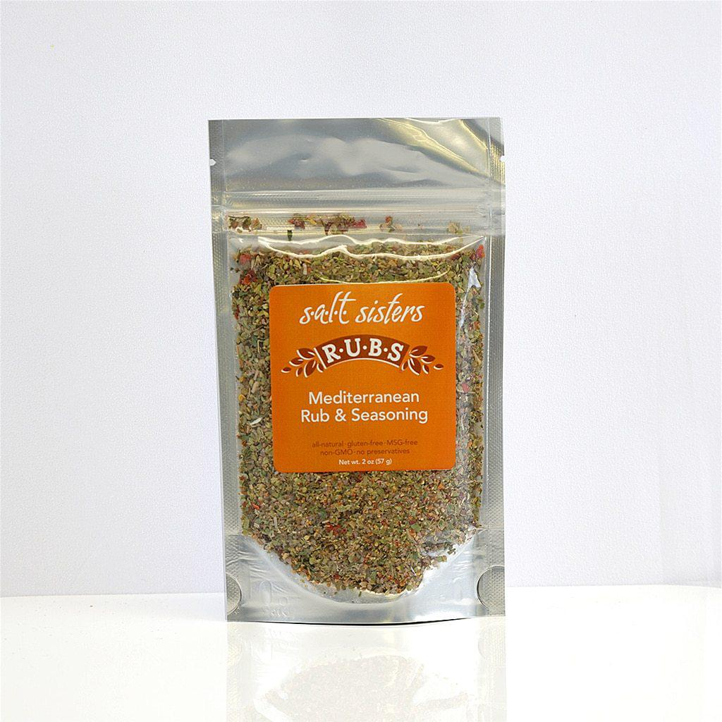 Salt Sisters Rub & Seasoning