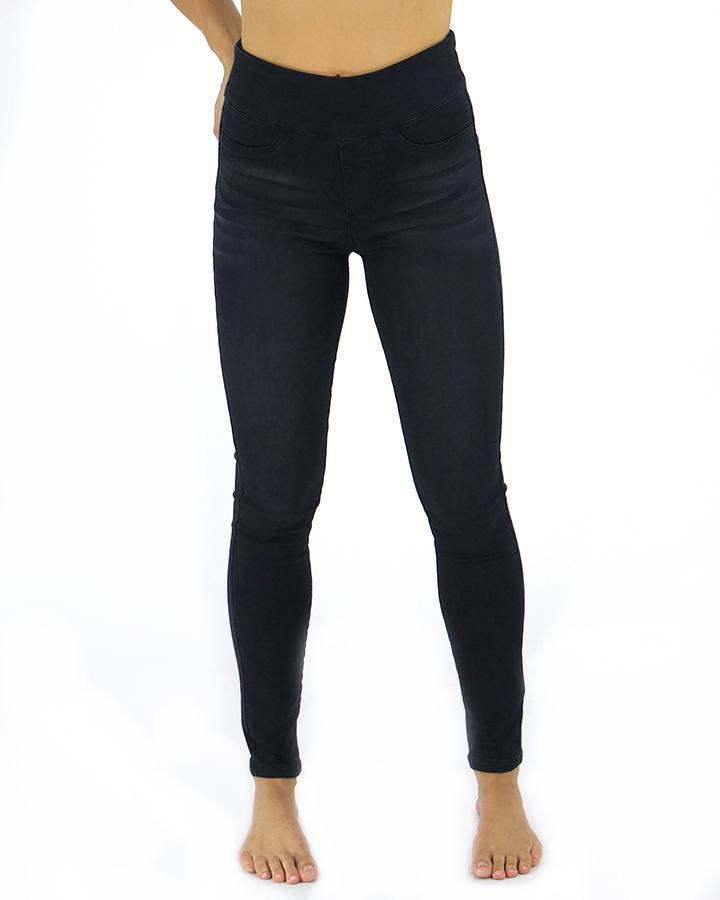 Grace & Lace Ultimate Everyday Jegging - Black