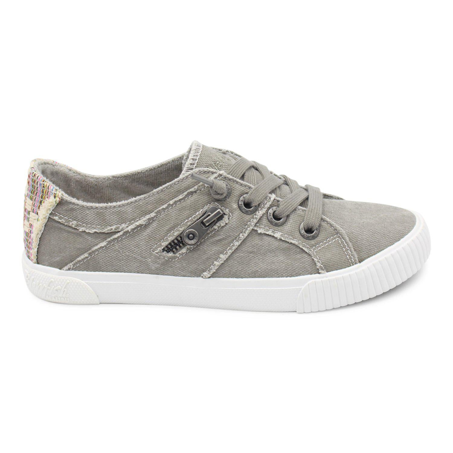 Blowfish Fruit Canvas Sneaker - Wolf Gray