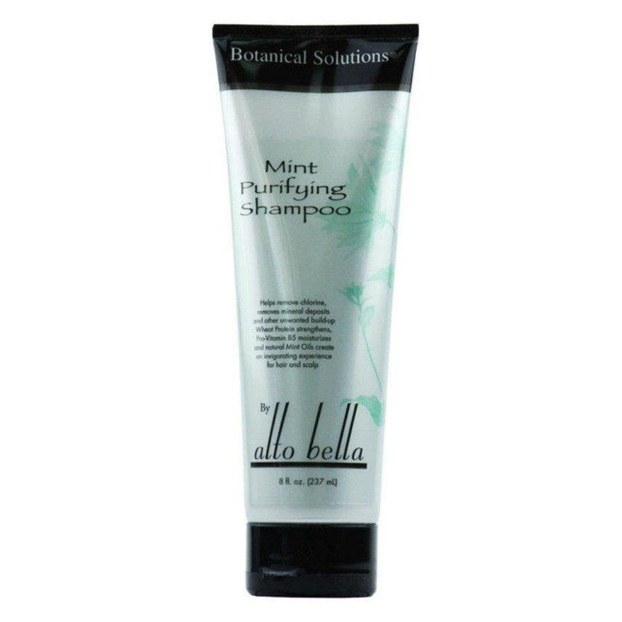 Alto Bella Mint Purifying Shampoo - 8 oz-Alto Bella-BeautyOfASite | Beauty, Fashion & Gourmet Boutique