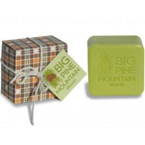 Big Pine Mountain Orange Flannel Soap - 5.8 oz-KalaStyle-BeautyOfASite | Beauty, Fashion & Gourmet Boutique