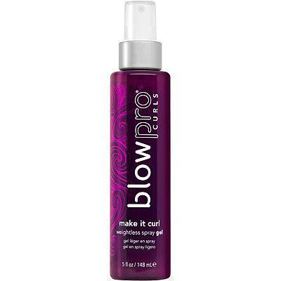 blowpro Curls Make it Curl Weightless Spray Gel-blowpro-BeautyOfASite | Beauty, Fashion & Gourmet Boutique