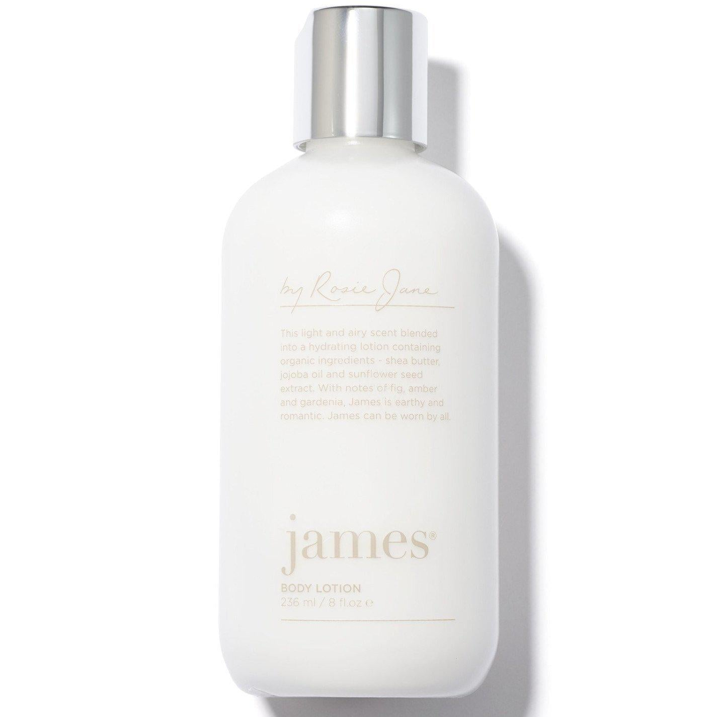 by Rosie Jane - James Body Lotion-By Rosie Jane-BeautyOfASite | Beauty, Fashion & Gourmet Boutique
