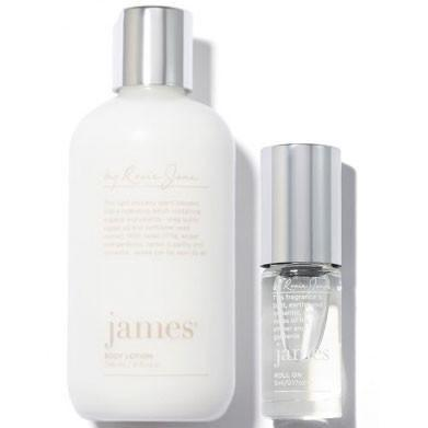 by Rosie Jane - James Roll On Perfume Oil and Lotion Duo-By Rosie Jane-BeautyOfASite | Beauty, Fashion & Gourmet Boutique