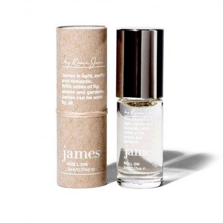 by Rosie Jane - James Roll On Perfume Oil-By Rosie Jane-BeautyOfASite | Beauty, Fashion & Gourmet Boutique