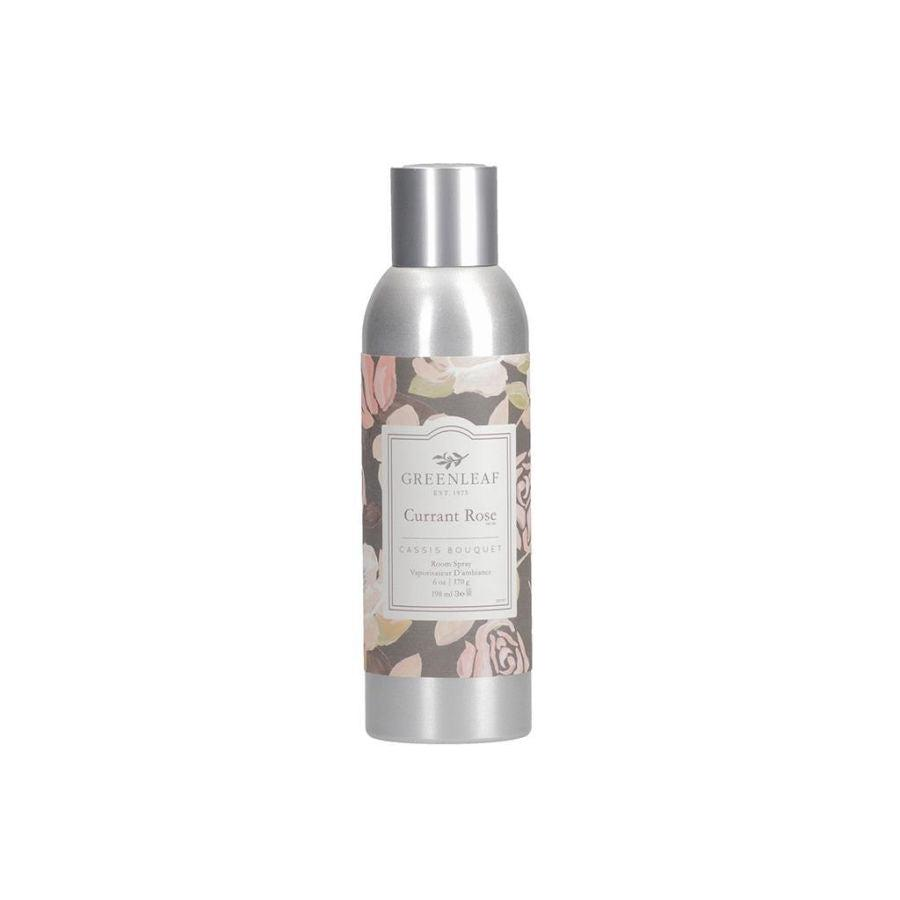 Greenleaf Room Spray - Currant Rose