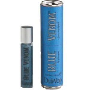DuWop Cosmetics Lip Venom Lip Plumping Balm - Blue Venom (Pale Blue)-DuWop Cosmetics-BeautyOfASite | Beauty, Fashion & Gourmet Boutique