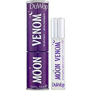DuWop Cosmetics Lip Venom Lip Plumping Balm - Moon Venom (Clear)-DuWop Cosmetics-BeautyOfASite | Beauty, Fashion & Gourmet Boutique