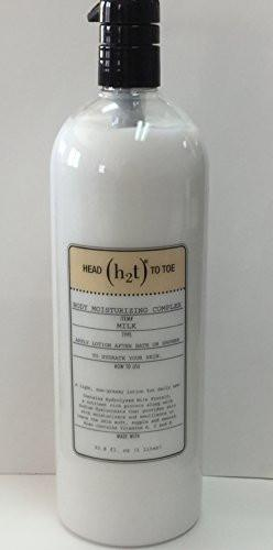 H2T Body Moisturizing Complex - 33.8 oz Liter-H2T-BeautyOfASite | Beauty, Fashion & Gourmet Boutique