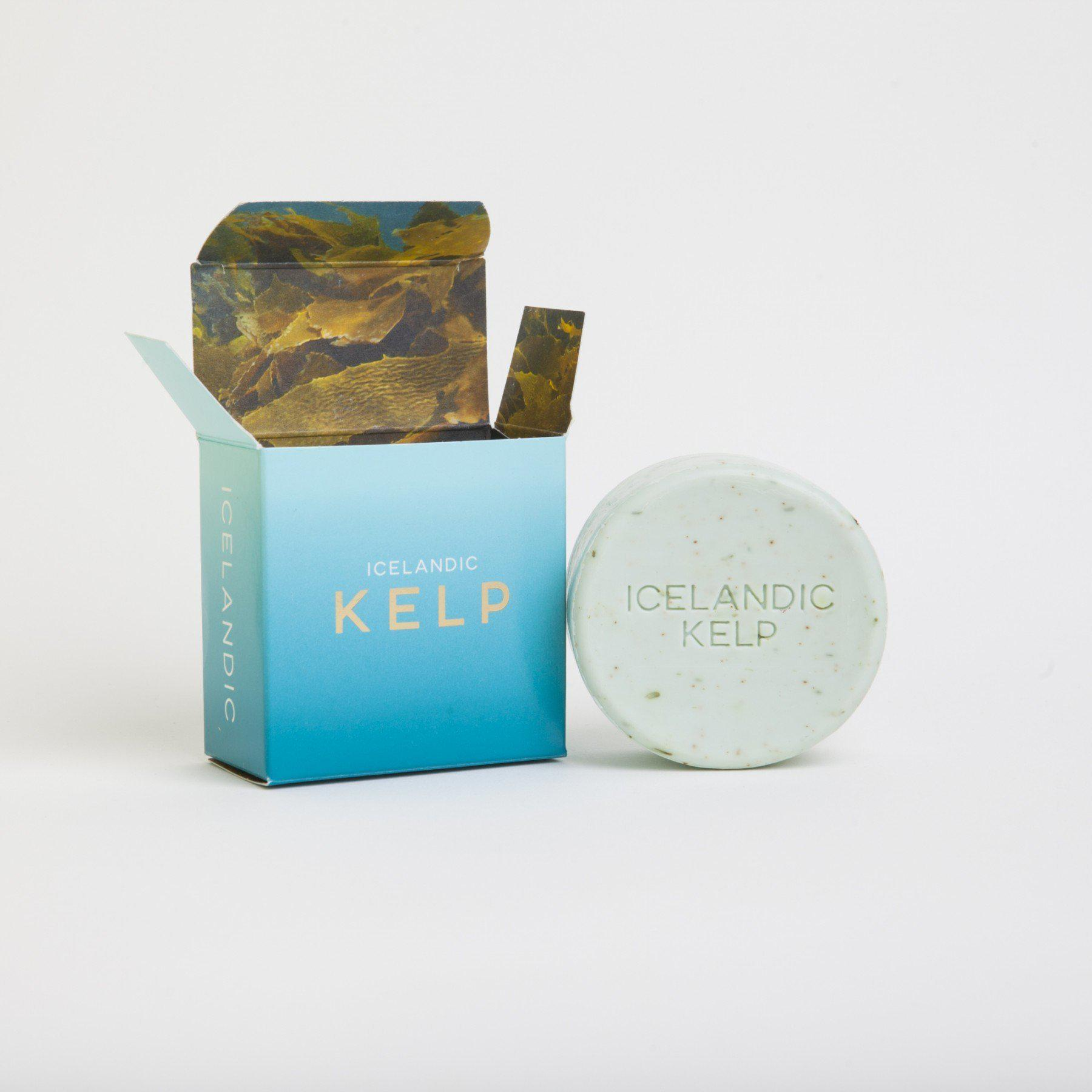 HALLO SAPA Icelandic Kelp Soap - 4.3 oz-KalaStyle-BeautyOfASite | Beauty, Fashion & Gourmet Boutique
