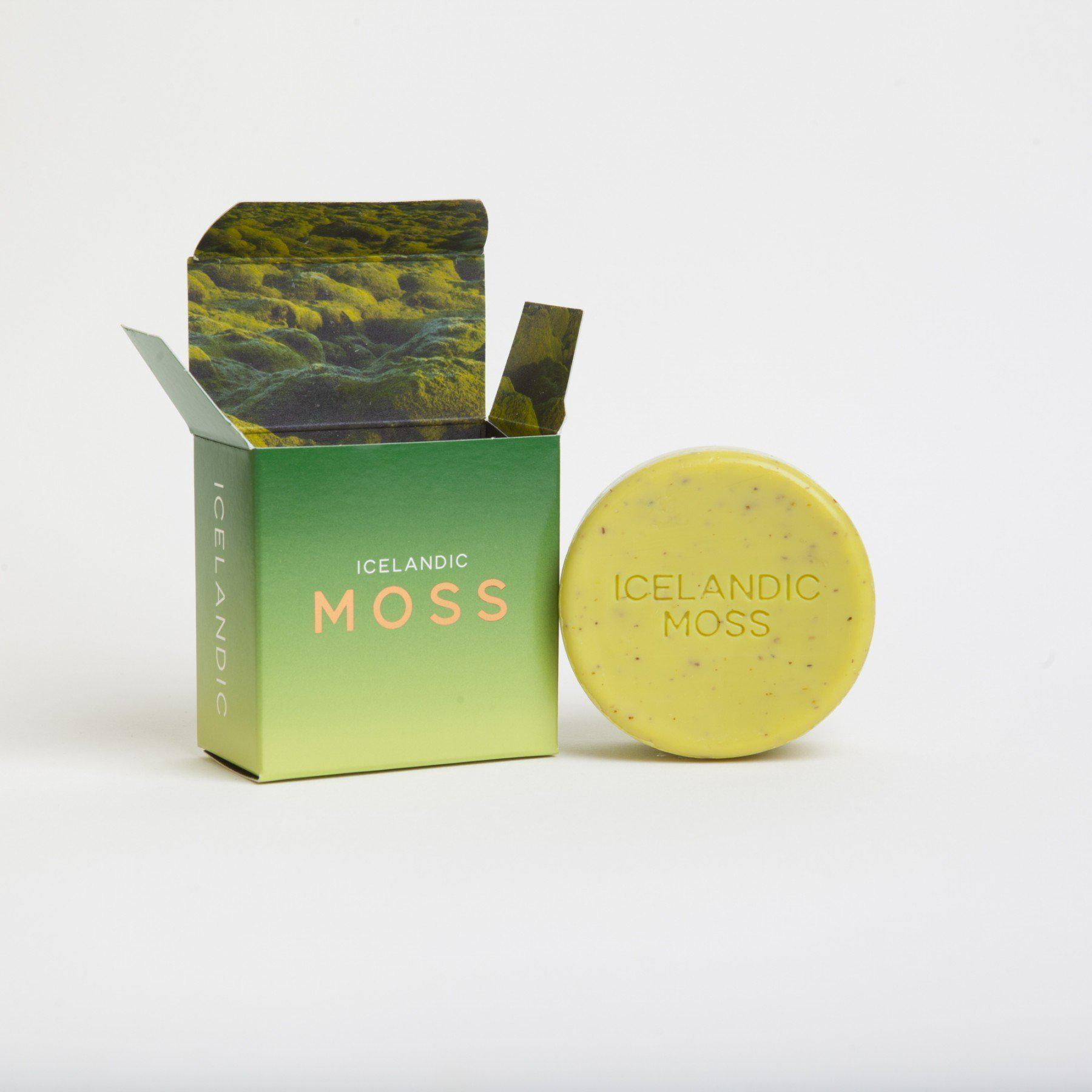 HALLO SAPA Moss Soap - 4.3 oz.-KalaStyle-BeautyOfASite | Beauty, Fashion & Gourmet Boutique
