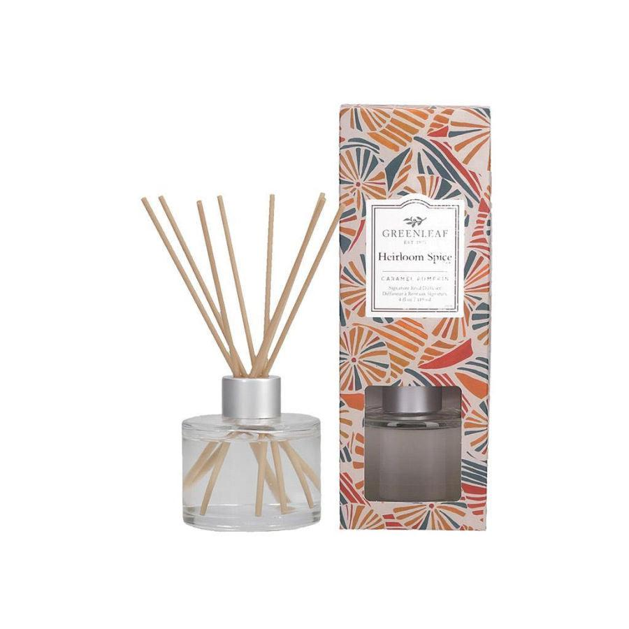 Greenleaf Signature Reed Diffuser - Heirloom Spice