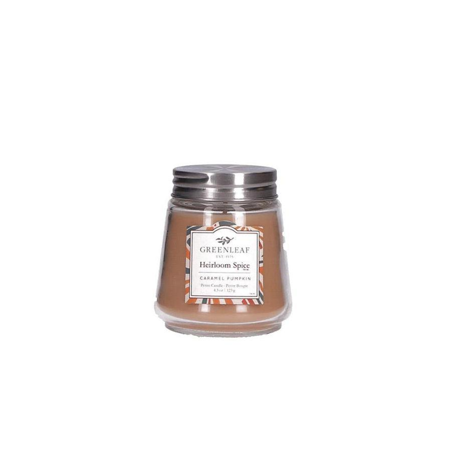 Greenleaf Petite Candle - Heirloom Spice