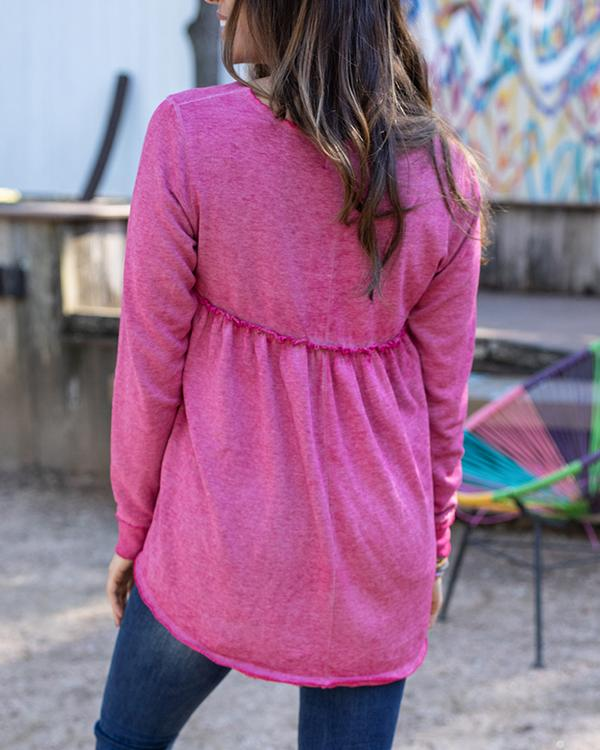 Grace & Lace Saturday Sweatshirt