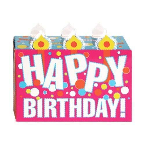 Kalastyle Statement Soap - Happy Birthday Soap (9 oz)-KalaStyle-BeautyOfASite | Beauty, Fashion & Gourmet Boutique
