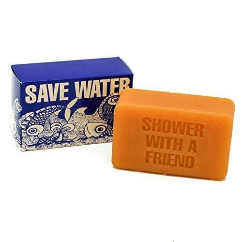 Kalastyle Statement Soap - Save Water Soap (9 oz)-KalaStyle-BeautyOfASite | Beauty, Fashion & Gourmet Boutique