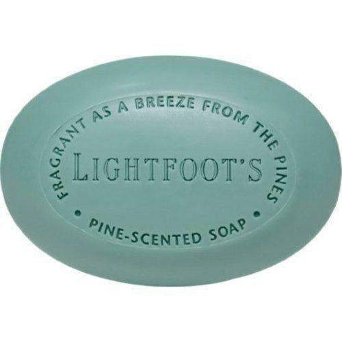 Lightfoot's Pure Pine Soap - 5.8 oz Bar-Lightfoot's-BeautyOfASite | Beauty, Fashion & Gourmet Boutique