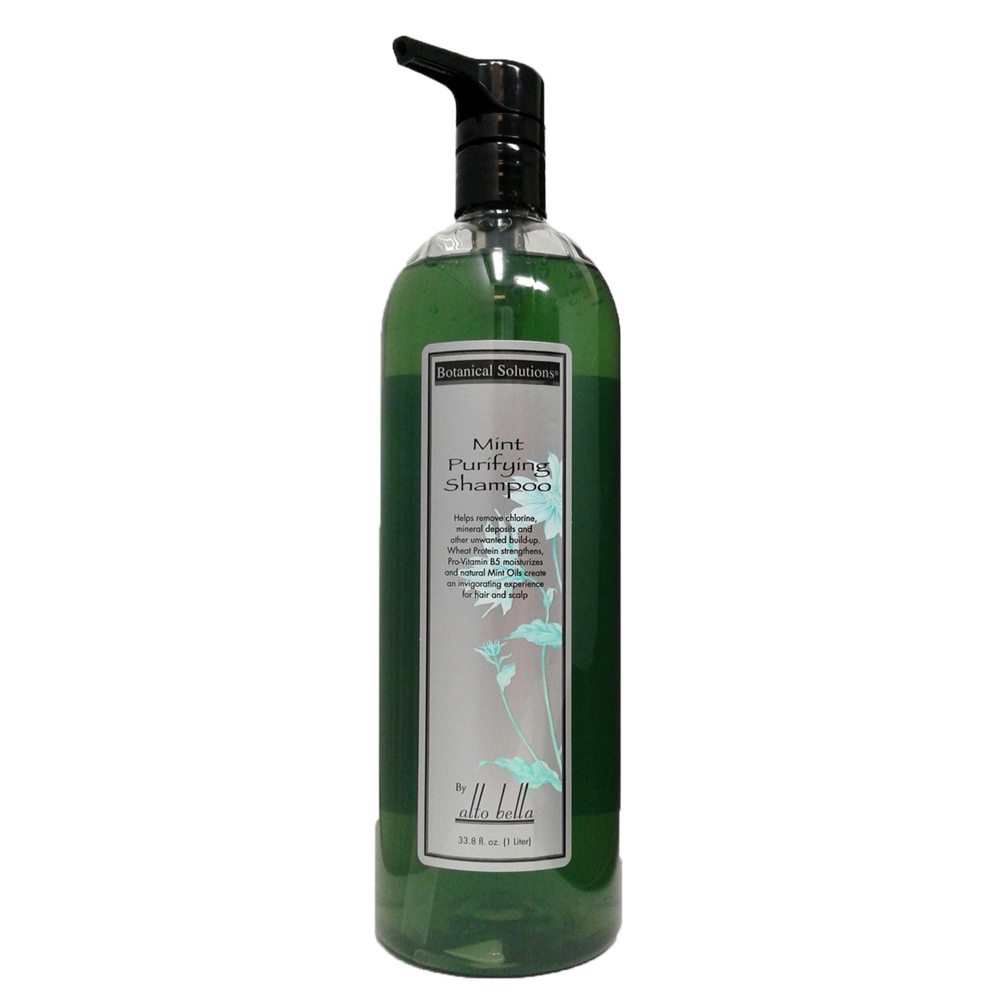 Alto Bella Mint Purifying Shampoo