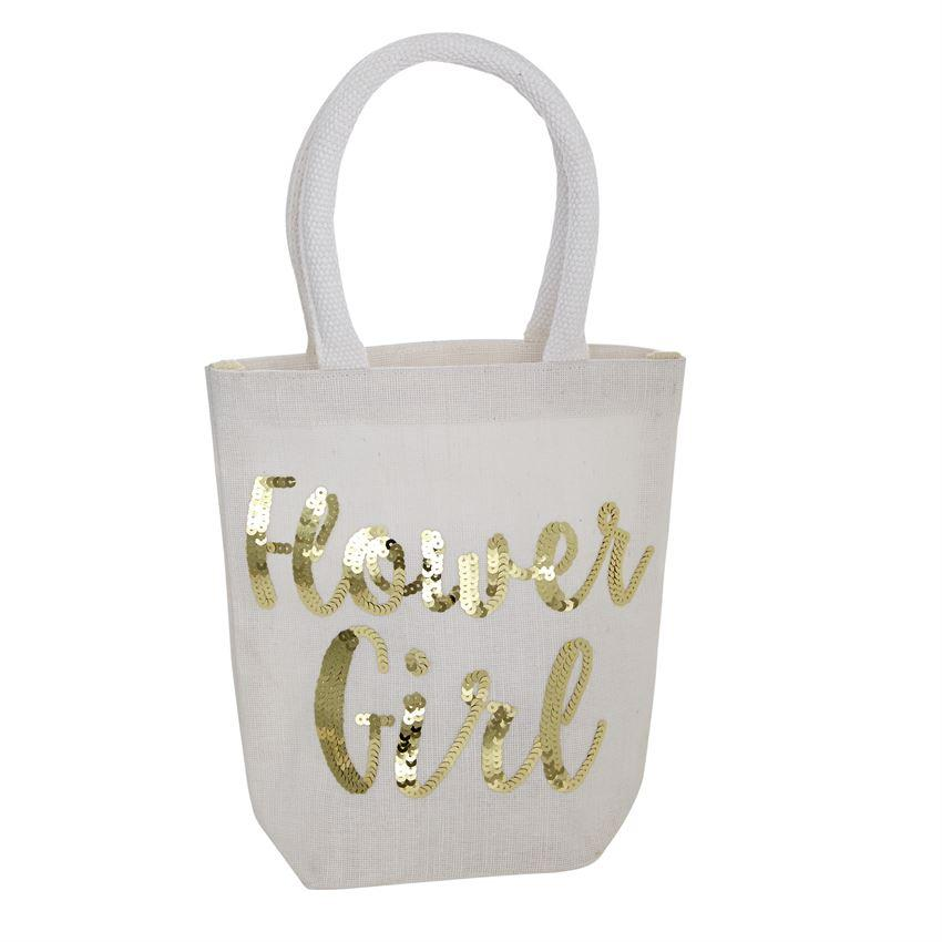 Mud Pie Flower Girl Dazzle Tote-Mud Pie-BeautyOfASite | Beauty, Fashion & Gourmet Boutique