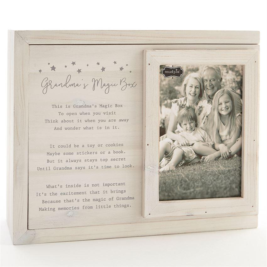 Mud Pie Grandma's Magic Box-Mud Pie-BeautyOfASite | Beauty, Fashion & Gourmet Boutique