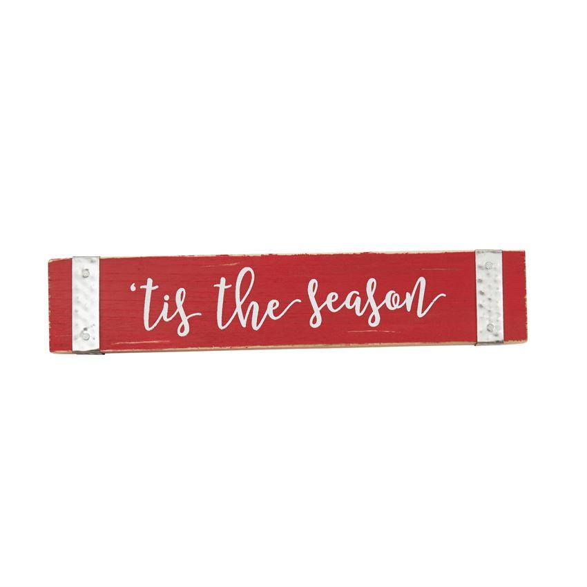 Mud Pie Holiday Sentiment Sticks-Mud Pie-BeautyOfASite | Beauty, Fashion & Gourmet Boutique