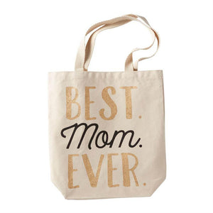 Mud Pie Mother's Day Tote-Mud Pie-BeautyOfASite | Beauty, Fashion & Gourmet Boutique