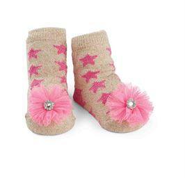 Mud Pie Princess Baby Girl Socks-Mud Pie-BeautyOfASite | Beauty, Fashion & Gourmet Boutique