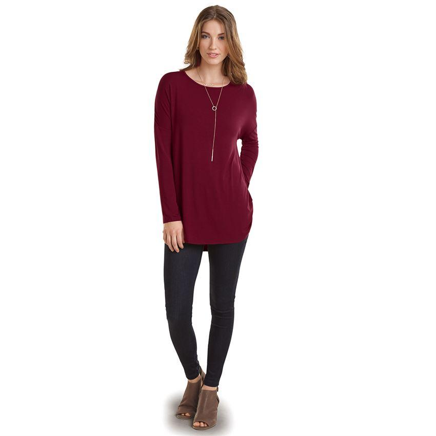 Mud Pie Sanders Jersey Tunic-Mud Pie-BeautyOfASite | Beauty, Fashion & Gourmet Boutique
