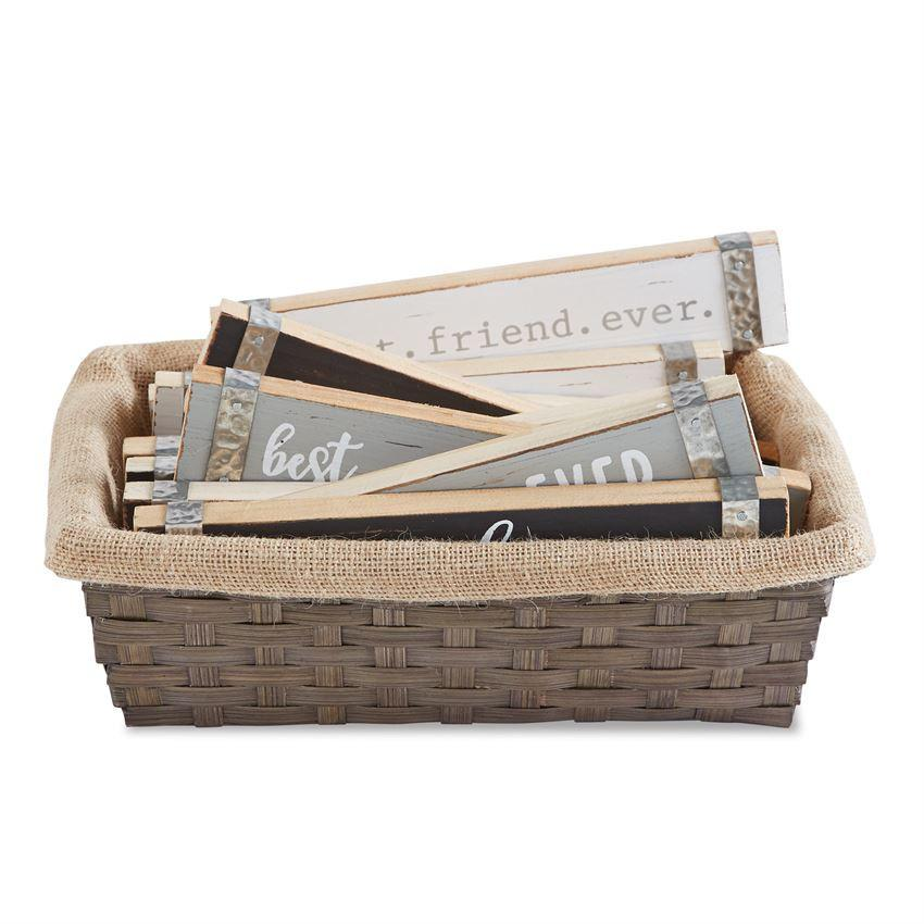 Mud Pie Small Best Ever Sentiment Stick-Mud Pie-BeautyOfASite | Beauty, Fashion & Gourmet Boutique