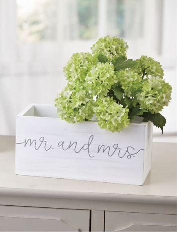 Mud Pie Wedding Card Box-Mud Pie-BeautyOfASite | Beauty, Fashion & Gourmet Boutique