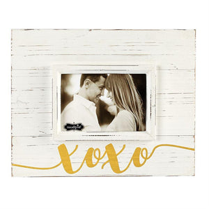Mud Pie XOXO Frame-Mud Pie-BeautyOfASite | Beauty, Fashion & Gourmet Boutique