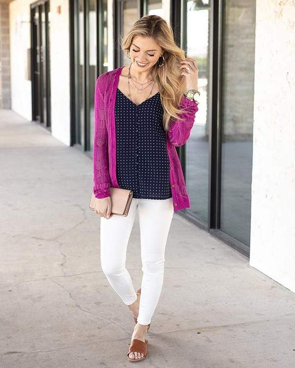 Grace & Lace Button Up Cami