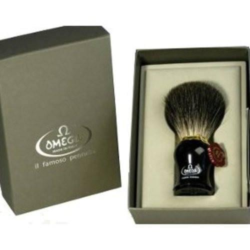 Omega Pure Badger Bristle Shave Brush-Omega-BeautyOfASite | Beauty, Fashion & Gourmet Boutique