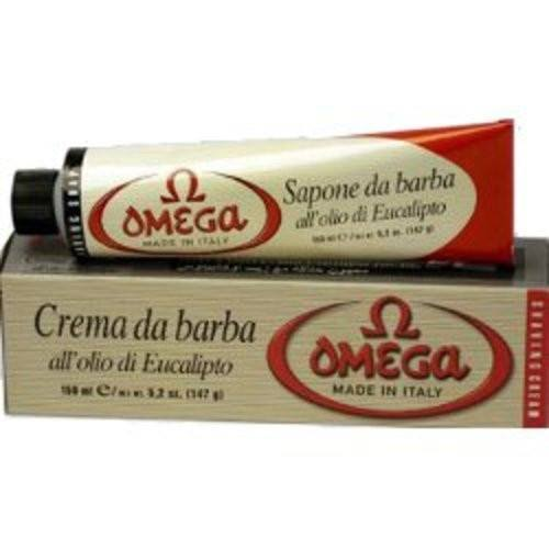 Omega Shave Shaving Cream Soap Tube-Omega-BeautyOfASite | Beauty, Fashion & Gourmet Boutique