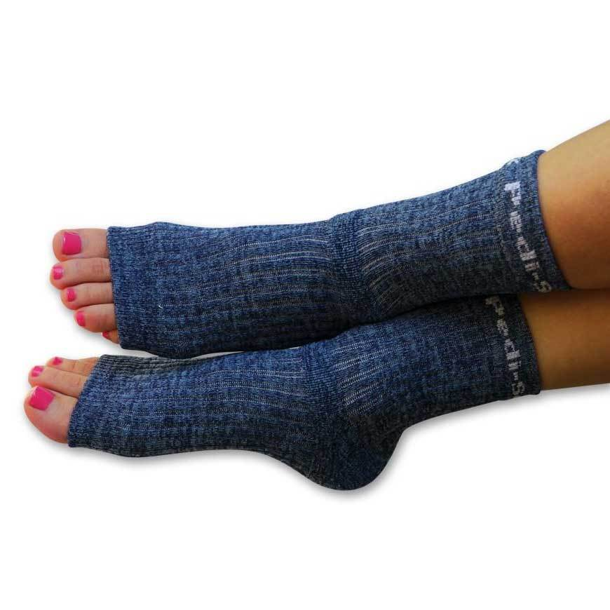 Pedi-Sox Blue Jean Denim Pedicure Socks - Professional Collection-Original Pedi-Sox-BeautyOfASite | Beauty, Fashion & Gourmet Boutique