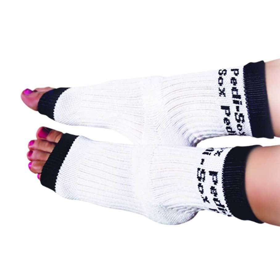 Pedi-Sox Color Band Pedicure Socks - Classics Collection-Original Pedi-Sox-BeautyOfASite | Beauty, Fashion & Gourmet Boutique