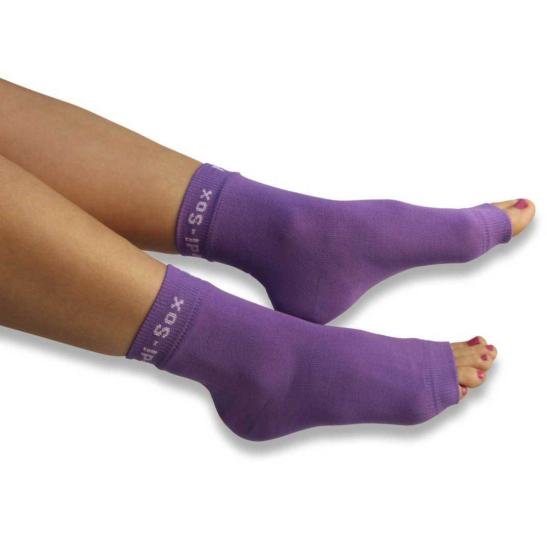 Pedi-Sox Violet Belle Pedicure Socks - California Lite Weight-Original Pedi-Sox-BeautyOfASite | Beauty, Fashion & Gourmet Boutique