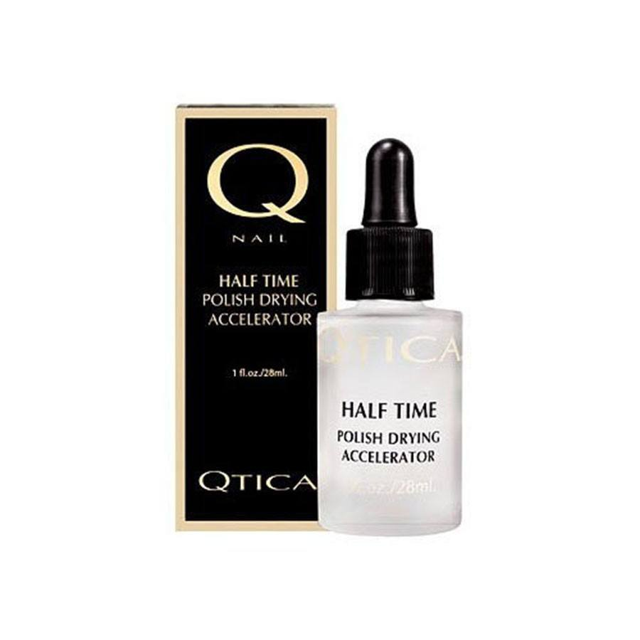 Qtica Half Time Polish Drying Accelerator - 1 oz-QTICA-BeautyOfASite | Beauty, Fashion & Gourmet Boutique