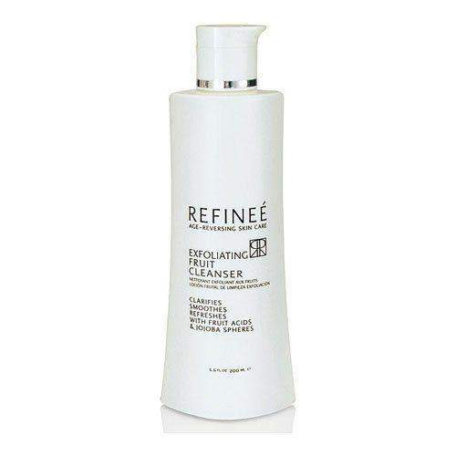 Refinee Exfoliating Fruit Cleanser (6.6 oz)-Refinee-BeautyOfASite | Beauty, Fashion & Gourmet Boutique